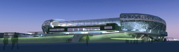 Hypo Group Arena (c) Sportpark Klagenfurt/Architekt Wimmer, Pressefoto