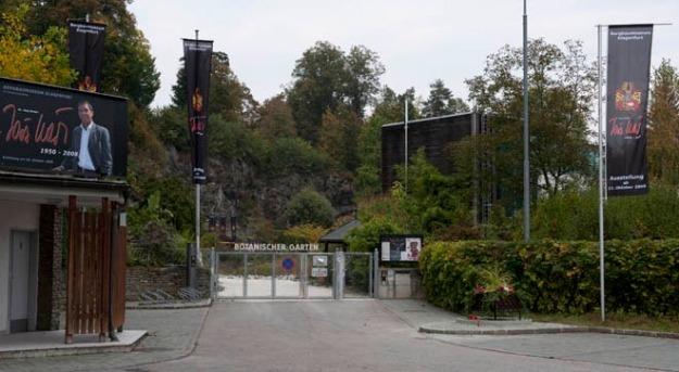 (cc) Georg Holzer, Bergbaumuseum, Haider Ausstellung am Tag vor der Eröffnung