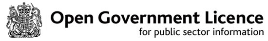 UK Open Government Licence