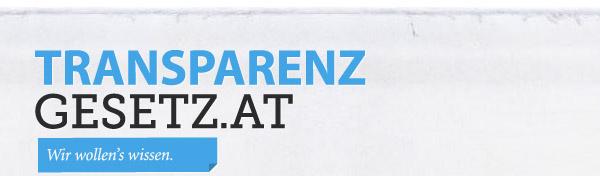 Transparenzgesetz.at