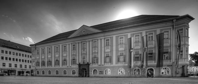Blackbox: Rathaus Klagenfurt